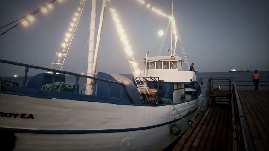 Colour Of Life Ship Ships On The Water Ship And Water Ship With Lights Ship Details Night Photography Cyprus Limassol