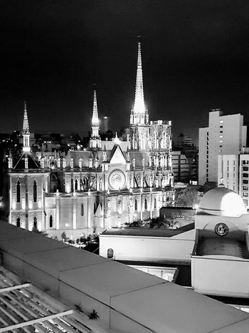 Cordoba, Argentina Night No People Architecture Church Tower Córdoba Argentina Eyeem