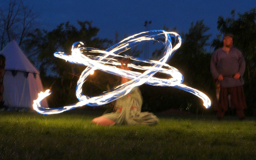 Fire painting Fire Fire Painting Glowing Light Painting Motion Night Outdoors
