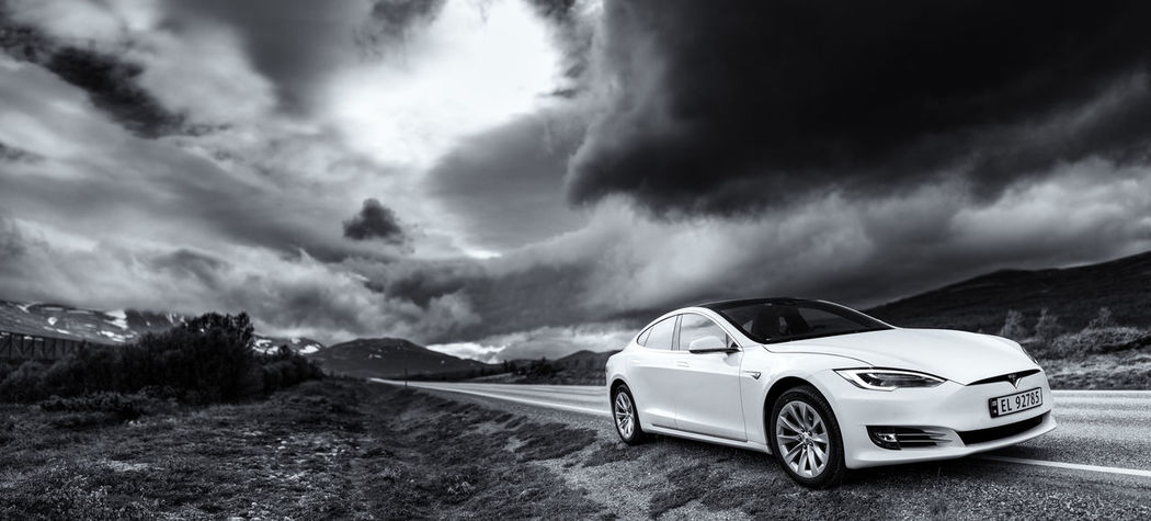 Tesla Dovrefjell Norway Blackandwhite Photography Monochrome