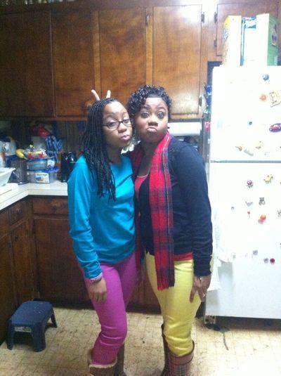 My Sis && I