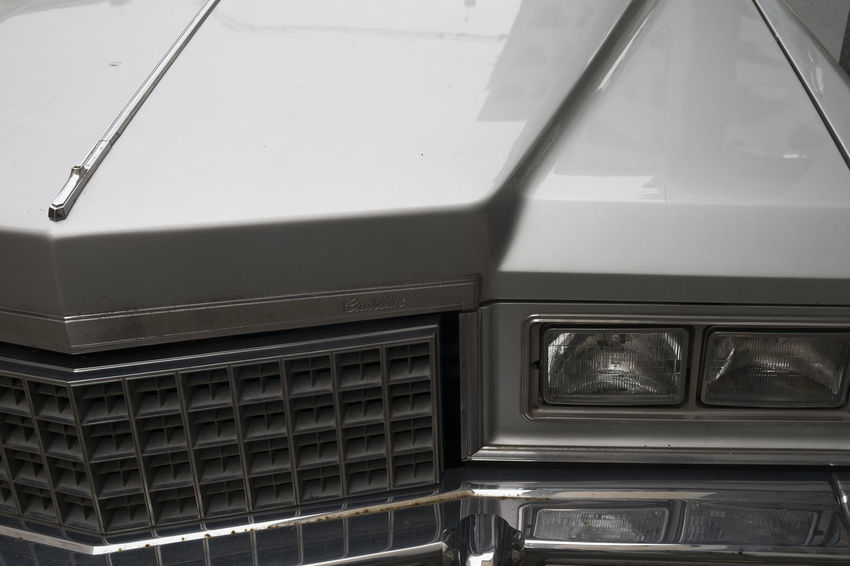 Fleetwood Cadillac Vintage Cars EyeEm Best Shots No People Indoors  Architecture Day Low Angle View Built Structure Close-up Window Technology Ceiling Metal Glass - Material Full Frame Steel Appliance Pattern Building Shape