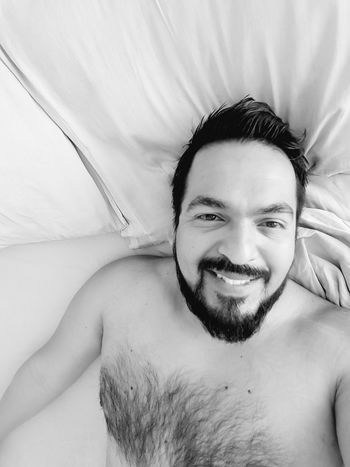 Waking Up! ☀ Waking Up Waking Up Happy Despertando Beard Bearded Beardedguy Beardedman Stache