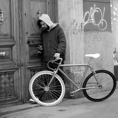 Bnw_friday_eyeemchallenge _loneliness_ Peoplephotography Streetphotography