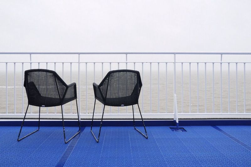 Ferry Journeys The Calmness Within Melancholic Landscapes