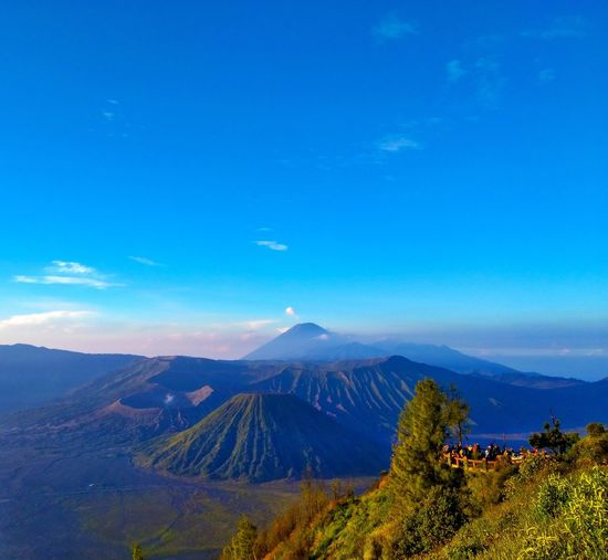 Travel makes one modest. You see what a tiny place you occupy in the world. Amazing Indonesia Horizon Nature Sunrise Sunlight Montains    Malang Cloud - Sky Clouds And Sky Mountain Tree Volcanic Landscape Volcanic Crater Blue Volcano Sky Landscape Active Volcano Volcanic Activity East Java Province Geology Bromo-tengger-semeru National Park Volcanic Rock A New Beginning EyeEmNewHere