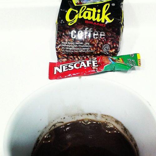 Cofffe mix Nescaffe & Glatik Coffee Coffe_addict