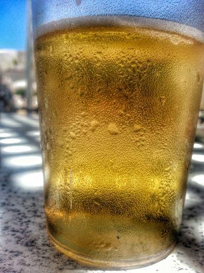Relaxing Drink Enjoying Life