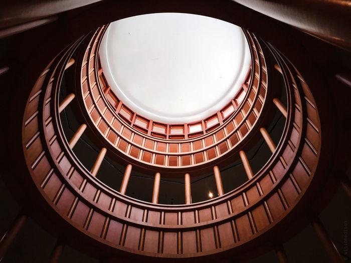 Ceiling of universal studio singapore
