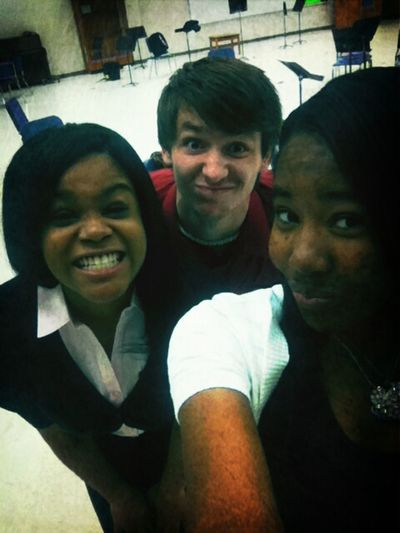 Old timees.. Our oreo cookie