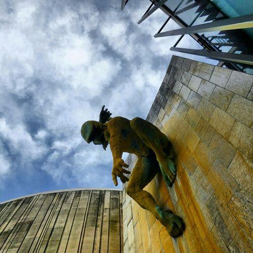 Looking Up Man Rework