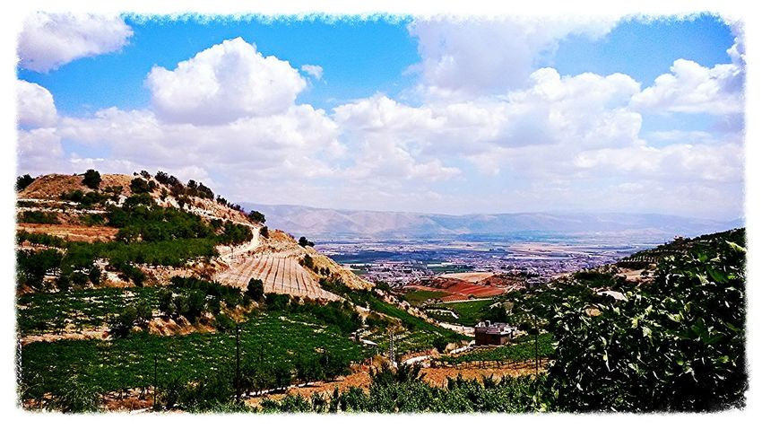 Bekaa Valley Mountain