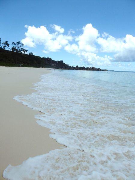 Ladigueisland Seychelles Seychellen Beach Nature Water Sky Sea Landscape Sand Paradise Paradise ❤