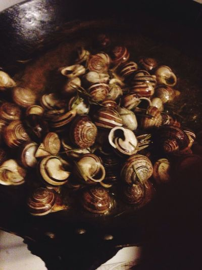 Enjoying Life Cretan Cuisine Traditional Food Snails Cretan Way Crete Greece Food Stories Food Cooking