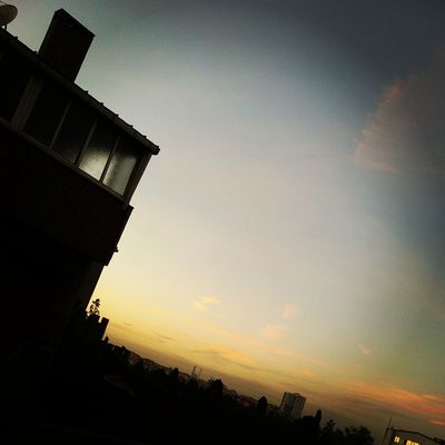 "Sanki hafiften bi ""M"" var orada ? Sunset Sunrise Sun Tagsforlikes TFLers pretty beautiful red orange pink sky skyporn cloudporn nature clouds horizon photooftheday instagood gorgeous warm view night morning silhouette instasky all_sunsets"