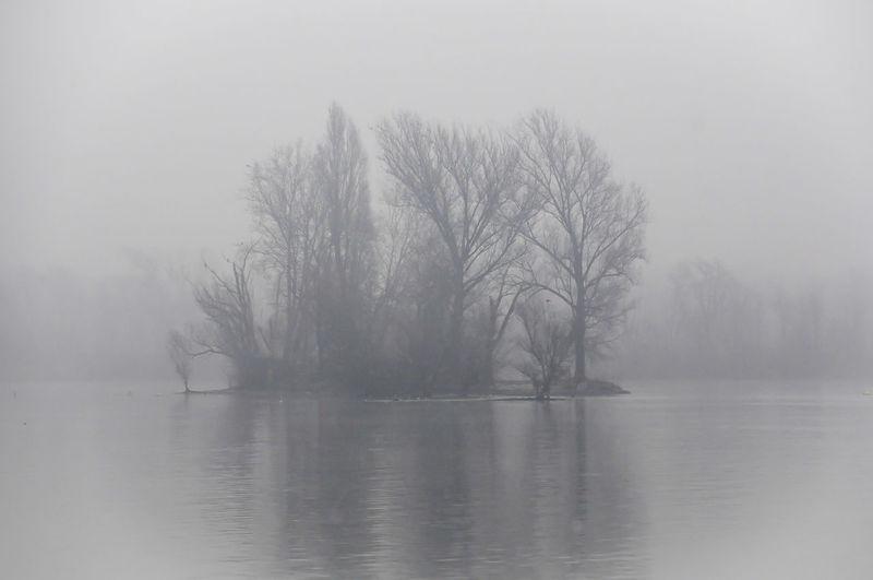 Isle Water Fog