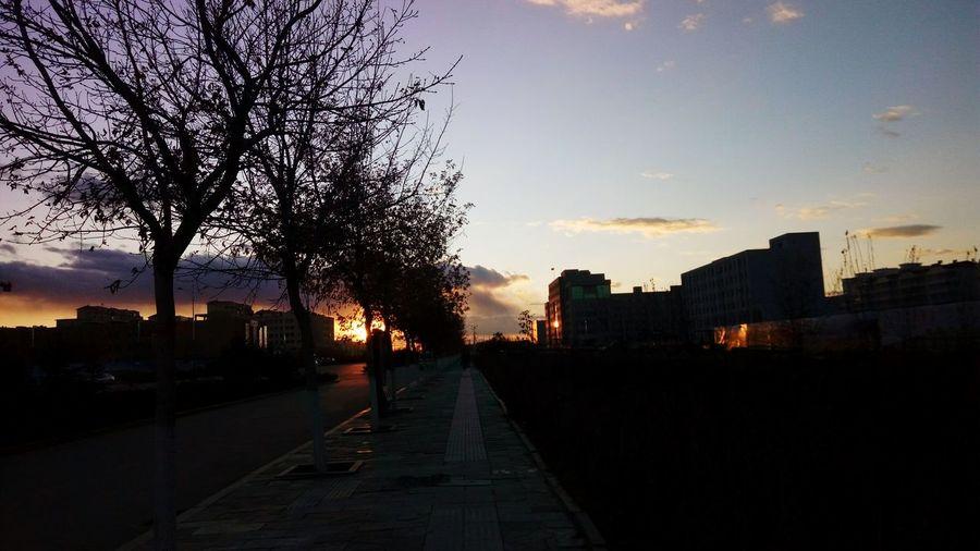 下班路途風景 City First Eyeem Photo