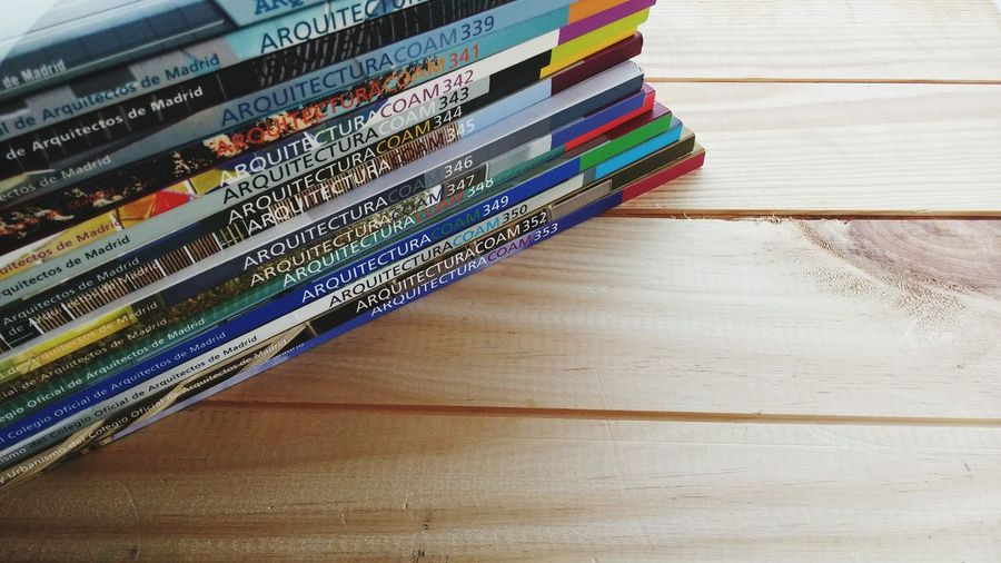 Architecture magazines on a wooden table ARCHITECT Architecture Architecture Magazines Arrangement Business Design Designer  Designer Life Indoors  Lifestyle Magazines Pattern Stack Still Life Table Wood Wooden
