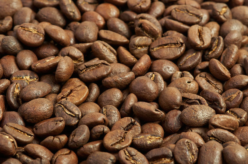 Abundance Backgrounds Brown Coffee Bean Day Food Food And Drink Freshness Full Frame Heap Large Group Of Objects No People Repetition Sack