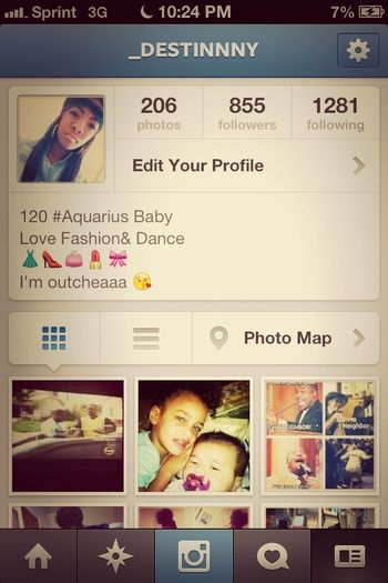 Follow Me On Insta I Follow Back I Promise :*!