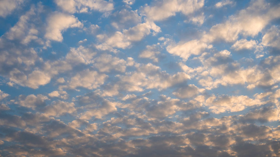 Backgrounds Beauty In Nature Cloud - Sky Cloudscape Day Dramatic Sky Full Frame Idyllic Low Angle View Meteorology Nature No People Non-urban Scene Outdoors Scenics - Nature Sky Sunlight Sunset Tranquil Scene Tranquility