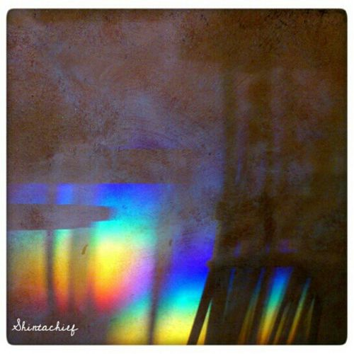 Rainbow Shadow Psychedelic Arcdsantmarti ombres psicodelia comencemb igers igersgirona igerscatalunya instagram instagramers picoftheday fotodeldia fotosdesomni