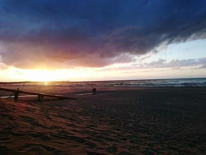 Sunset Love Hqppy Holidays Polska Heimat My Best Photo 2015