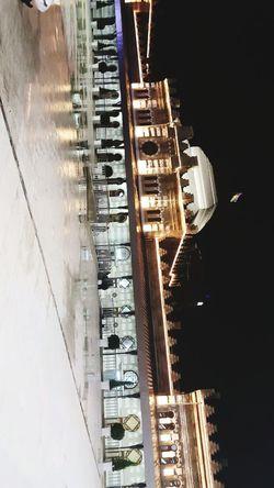 Illuminated City Tree Winter Night Outdoors Building Exterior Snow No People Water Architecture Skyscraper Azerbaijan Azerbaycan Azeri Azera Night Lights Nightphotography Eyeme New Here Welcome To Black Lights And Shadows Lights Railway Station Baku Azerbaijan Baku