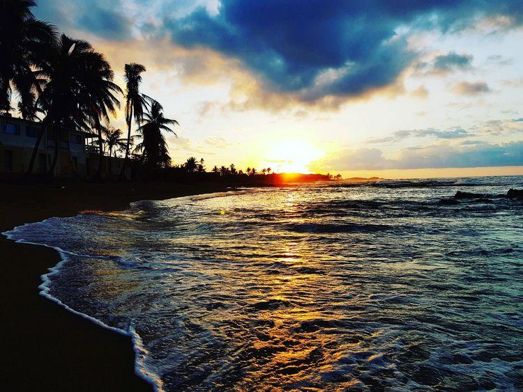 Beach Photography Sunset