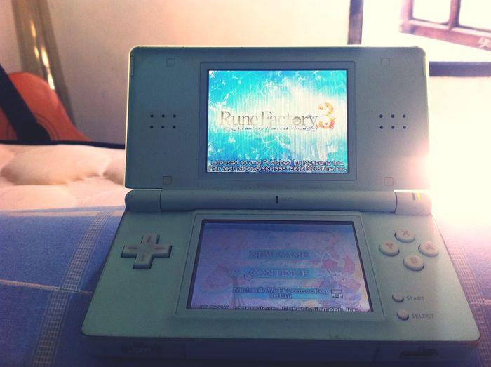 Oldschool Nintendo DS Gamer Classic