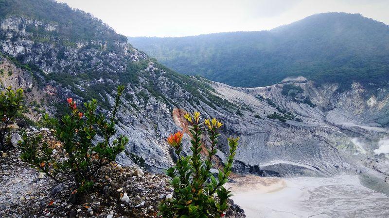Tangkubanperahumountain Subang Indonesia RedmiNote3Camera Mountain Nature . Eyeemphotography