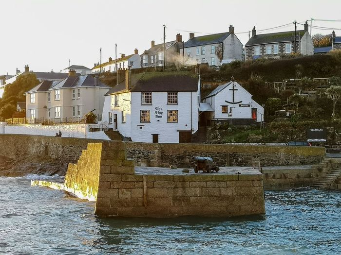 the ship Inn, porthleven Tourism Harbour Porthleven The Ship Inn Canon EyeEm Gallery Landscape Water Residential Building City Street House Sky Architecture Building Exterior Built Structure Public Building