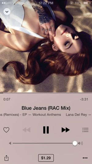 Workout Music Lana Del Rey❤️ Music Planking(; Exercise Running Gurl Be Fit