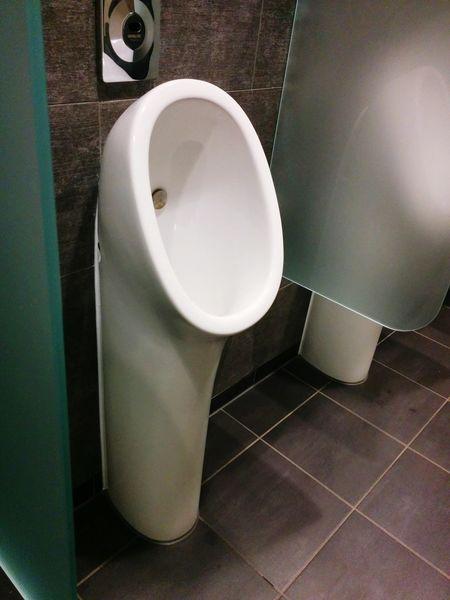 Pissoir Toilet Toilette Klo Pinkeln Mann Männer