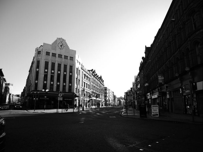 Gorgeous day out on Royal Avenue and North Street First Eyeem Photo Welcome To Black