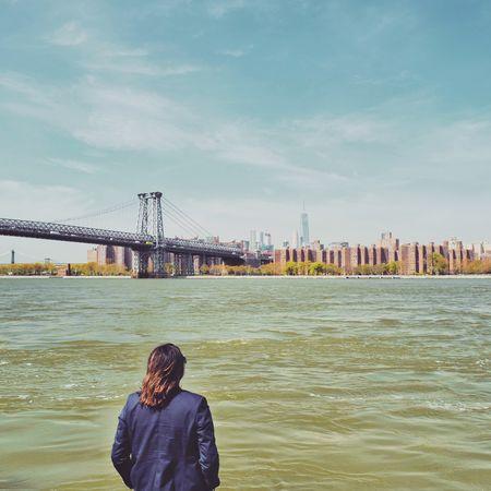 New-York from Brooklyn Brooklyn Manhattan Bridge NYC NYC Photography The Great Outdoors - 2016 EyeEm Awards Feel The Journey