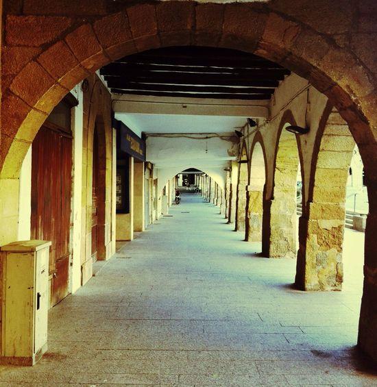 Balaguer Street Art arquitectura popular Photo