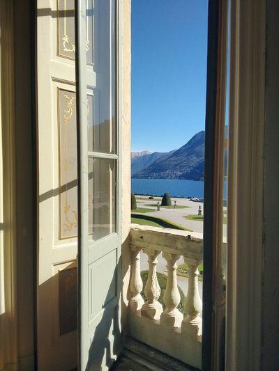 Springtime Lake Como