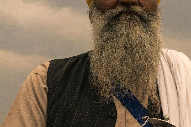 ANANDPURSAHIB Anandpur Sahib Everyday Lives India Man Punjab Travel Travel Photography Beard Street Photography