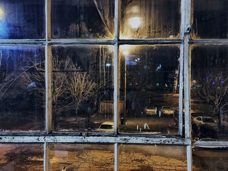Overlook Street Photography Nightlife Restaurant Mood Vibe Reflection Window