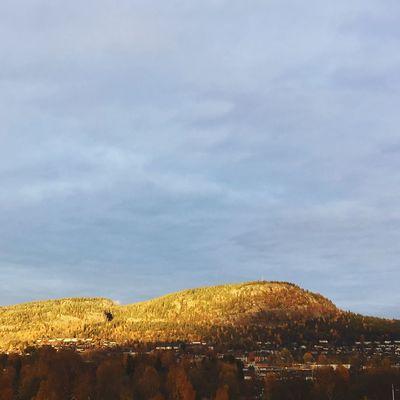 Norway Bærum Kolsåstoppen
