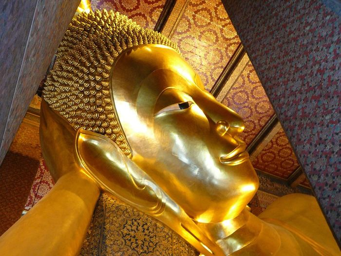Spotted In Thailand Buddha