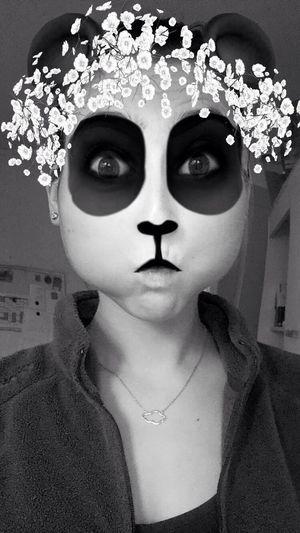 Panda 🐼👻 I'm A Panda Panda