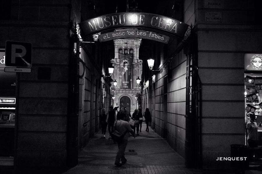Barcelona Streetphoto_bw Eye4photography  Eye4black&white
