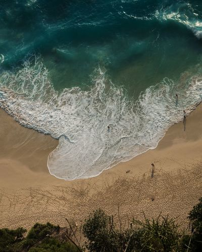 ocean vibes Wave Waves Nature Paradise EyeEm Selects Travel Photography A New Beginning Tropical Paradise Blue Wave Turquoise Colored Drone  Aerial View Seascape Above People Of The Oceans Bali South East Asia Landscape Water Beach Sea Sand High Angle View Shore Sandy Beach Ocean Coast Seashore Seaside Coastline EyeEmNewHere