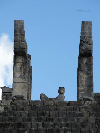 Chichen Itza Yucatan Mexico Mayas Traveling