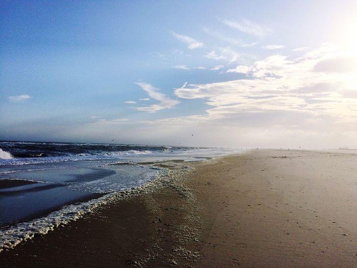 Beach Beachdaybitch Fun Sand Shore No People Waves