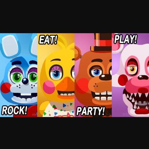 Play!!!*-* Fnaf Freddy Bonnie Chica Foxy Mangle Balloonboy BB Frexy Fazbear Toyfreddy Toybonnie Toychica Videogames Fnaf2 Fivenightsatfreddys2 Gfreddy GoldenFreddy Shadowfreddy Fnaf3 Humanfreddy Humanchica Humanbonnie Humanfoxy Foxythepiratefox chicathechickenbonniethebunnyzombonhumanballonboyhumanmarrionette