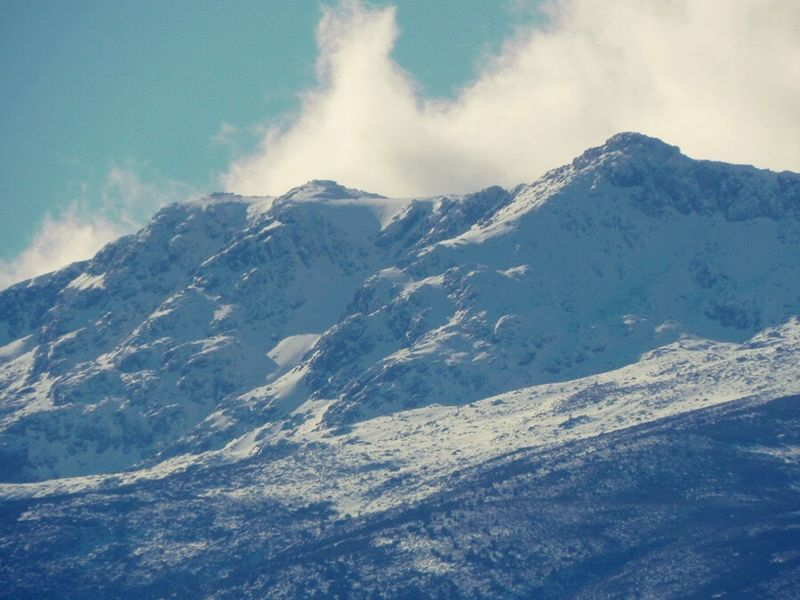 Nature_collection Nature Montains    Coulds And Sky Silence Snow Snow ❄
