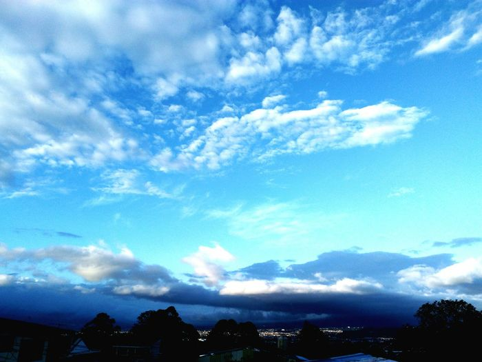 Sky And Clouds Blue Bluesky Blue Sky Costa Rica The Great Outdoors With Adobe